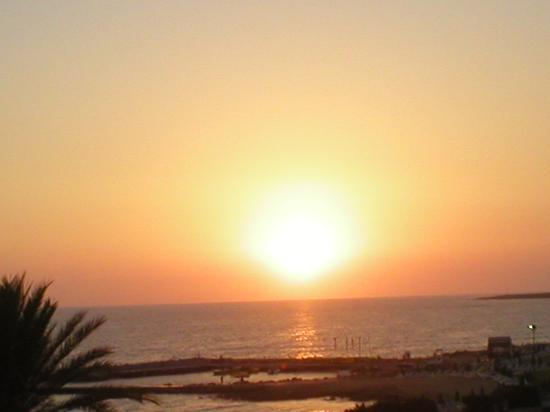 Louis Imperial Beach: Sunset