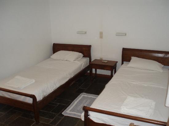 Hotel Aegean Village: la chambre