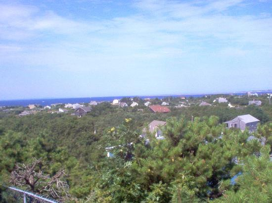 North Truro, Массачусетс: view from our deck