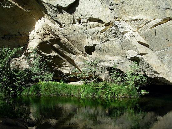 Carnarvon National Park, Australia: Big Bend