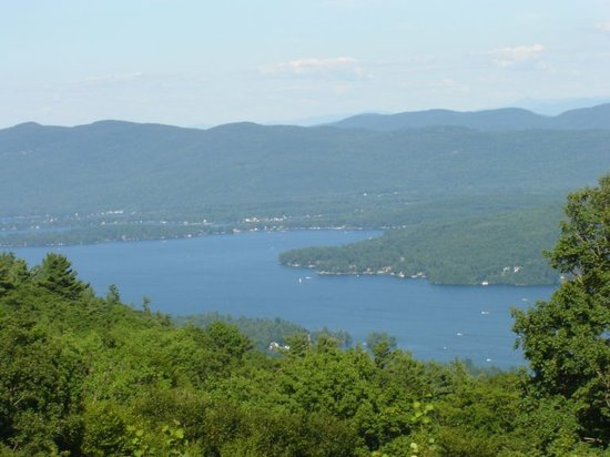 Lago George, Nova York: Pretty Lake George