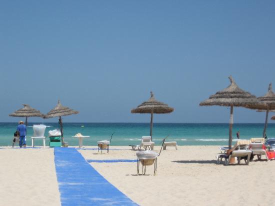 Club Iliade: plage