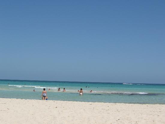 Club Iliade: la plage
