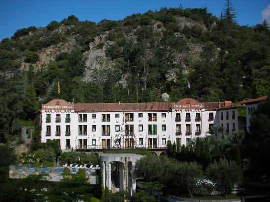 Aix-les-Bains, France: the hotel itself