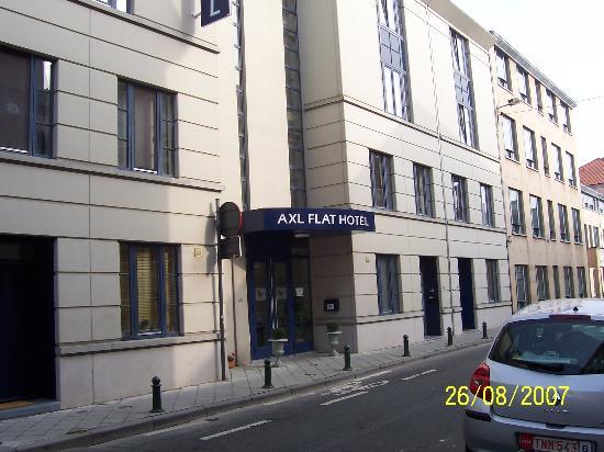 A-XL Flathotel: Exterior