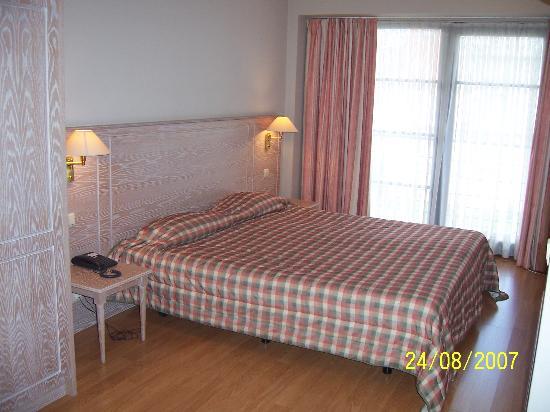 A-XL Flathotel: Sleeping Area