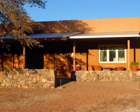 Sunglow Ranch - Arizona Guest Ranch and Resort : Our casita at Sunglow ranch