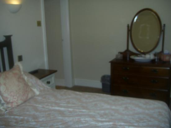Waddington Arms: Bedroom