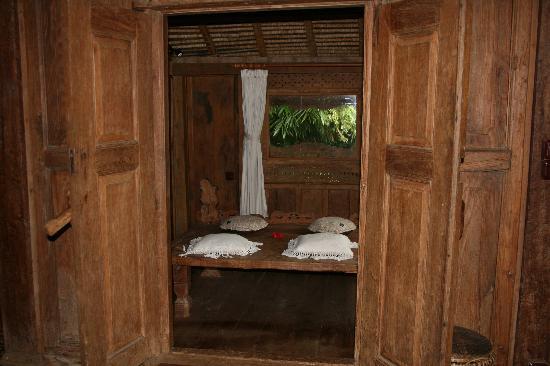 Villa Wanakerta: Suite Anggrek-salle de méditation