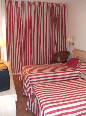 Luna Park Hotel : Room