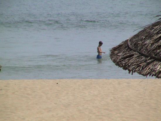 Victoria Hoi An Beach Resort & Spa : le plage