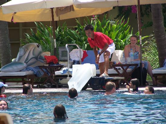 Victoria Hoi An Beach Resort & Spa : le piscine