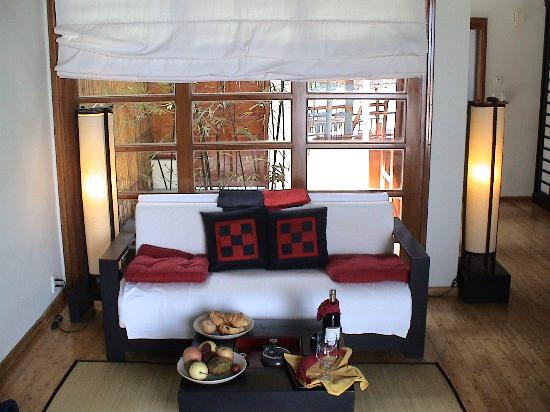 Victoria Hoi An Beach Resort & Spa : la chambre