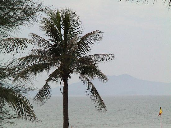Victoria Hoi An Beach Resort & Spa : la vue sur mer