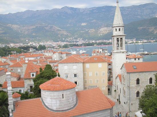 Черногория: Budva Old Town