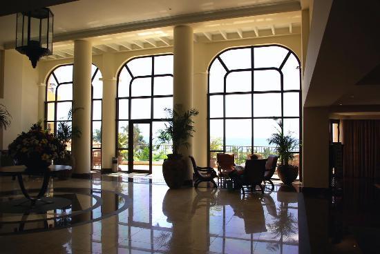 Porto Mare Hotel (Porto Bay): Hall de la réception