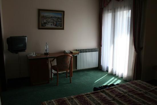 Mediteran: la chambre