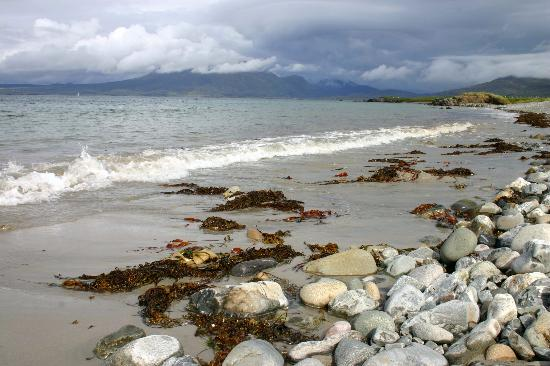 Maol Reidh Hotel : Quiet local beaches
