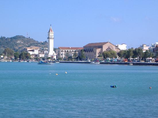 Planos Bay Hotel: Zante Town