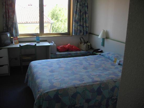 Ibis Braga: Bedroom