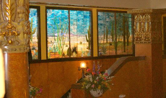 Gadsden Hotel: Gadsden Tiffany Window