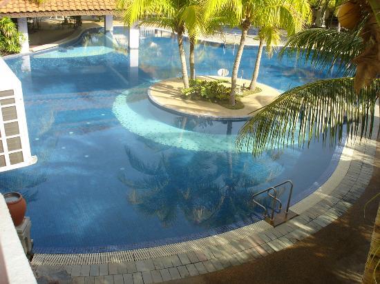 The Lanai Langkawi Beach Resort: big swimming pool