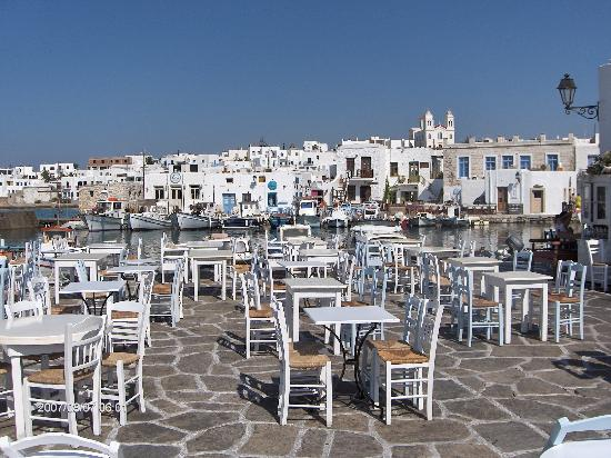 Dilion Hotel: the second city of paros