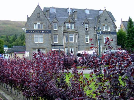 The Alexandra Hotel, Fort William