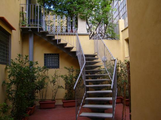 Hotel Palazzuolo: common area