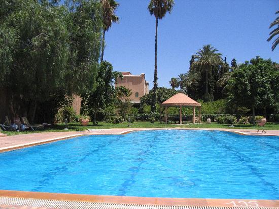 Riad Hida : Pool