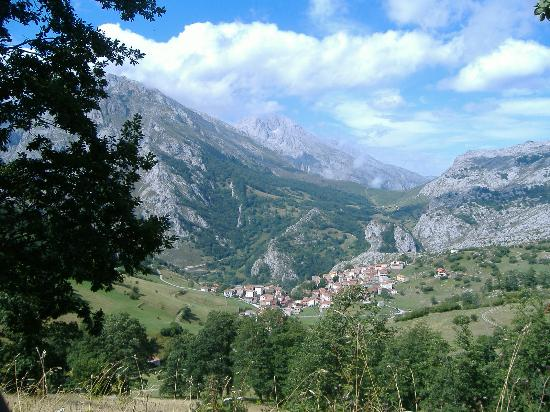 Parque Nacional de Picos de Europa: Sotres village