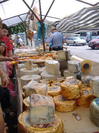 Parque Nacional de Picos de Europa : Cabrales cheese festival