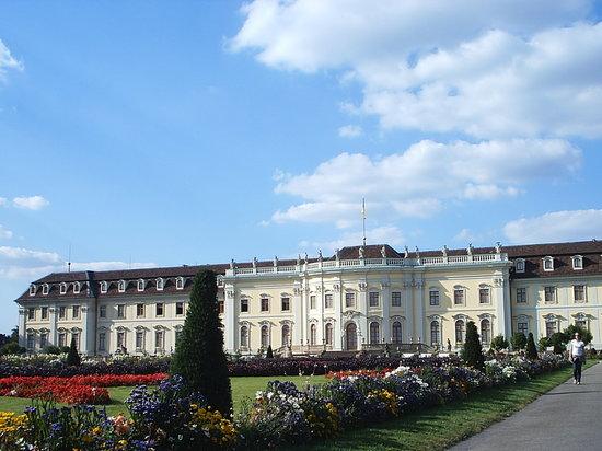 Best Western Plus Hotel Fellbach-Stuttgart: ludwigsburg