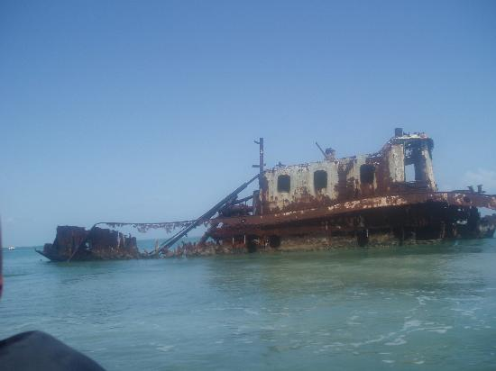 Sol Palmeras: Wrecks at sea - boat adventure