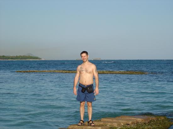 Occidental Caribbean Village Playa Dorada : Mon chum et la mer, c'est pour ça qu'on paye ...