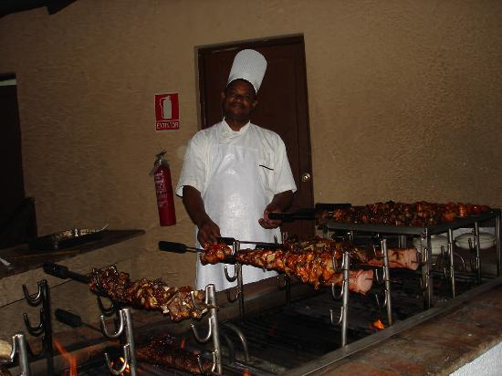 Occidental Caribbean Village Playa Dorada : resto brésilien HUUUUUM.....