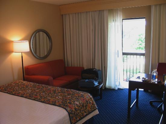 Courtyard by Marriott Wilmington Brandywine: Courtyard King Bed Room