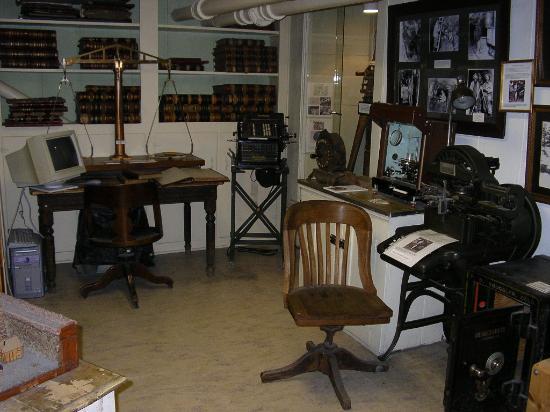 Ouray County Museum: Exhibit room