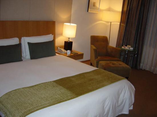 Ambassador Hotel Hsinchu: king bed room