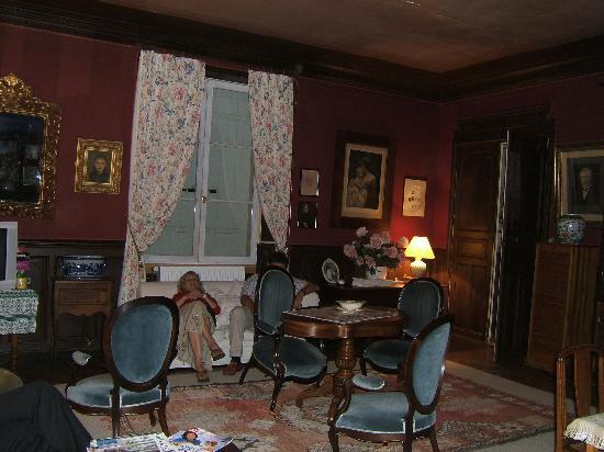 Le Domaine de Mestre: in the salon