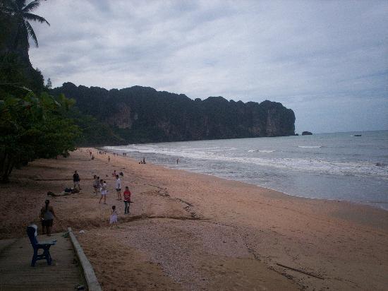 อ่าวนางบุรี รีสอร์ท: Ao Nang Beach
