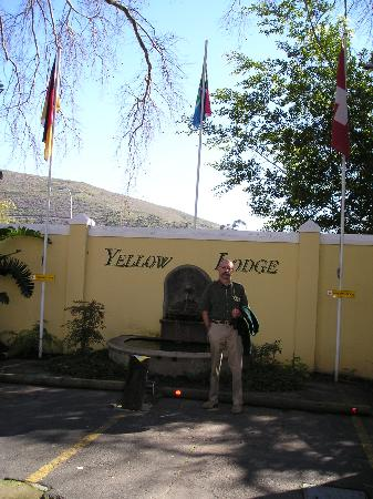 Cape Town Gateway Visitor Centre: The Yellow Lodge