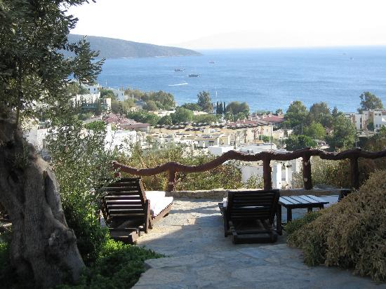 Aegean Gate Hotel: View of Lounging Area