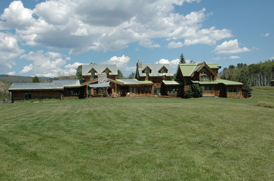 The Home Ranch : il lodge