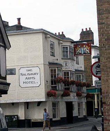 Photo of Salisbury Arms Hotel Hertford