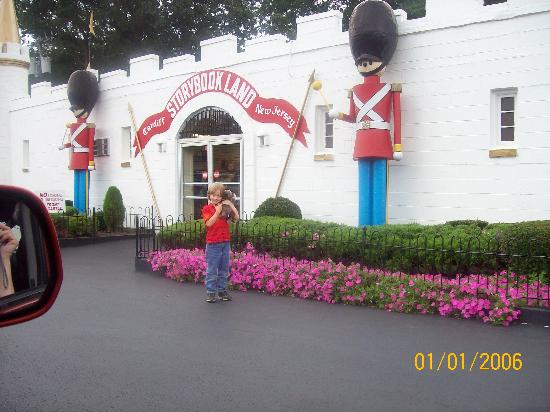 Storybook Land: Entrance