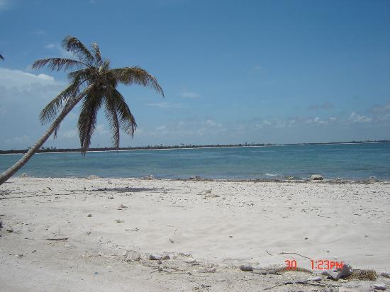 Boca Paila: playa