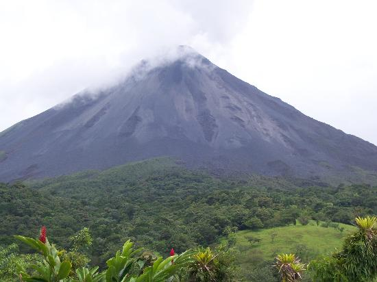 Arenal Kioro Suites & Spa : view from our room