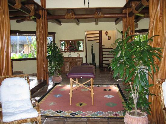 Villas de Trancoso Hotel: Largest Villa Living Room