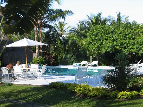 Villas de Trancoso Hotel: White Marbel Pool